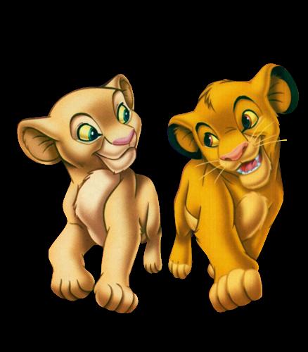 Tubes divers - Dessin simba roi lion ...